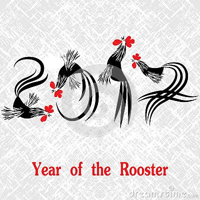 Bring on 2017! The Year of the Rooster?